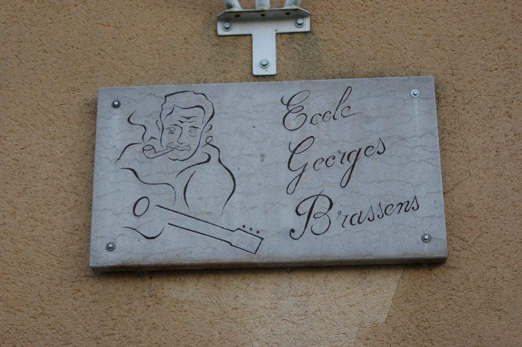 École élémentaire GEORGES BRASSENS