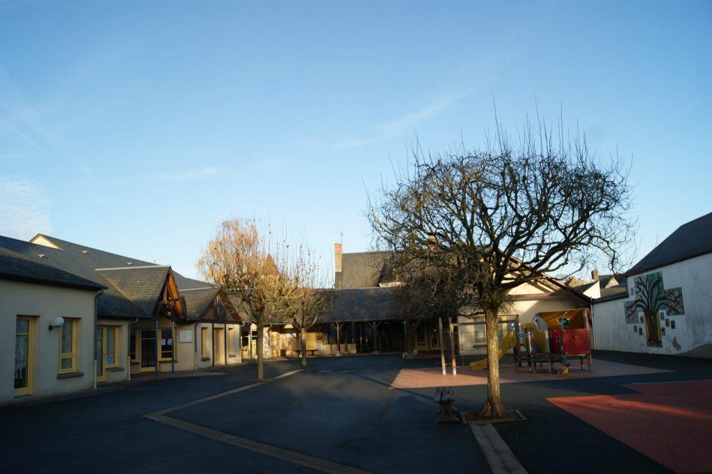 École maternelle GEORGES BRASSENS