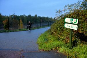 Arrêté municipal : Fermeture de la Voie verte et des parcs de loisirs du Lude
