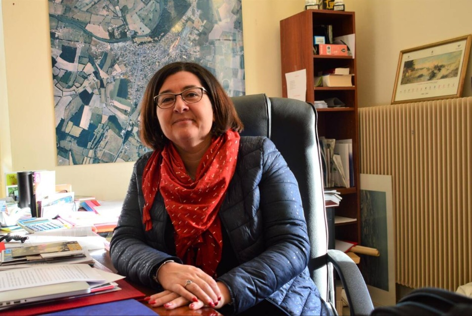 Béatrice Latouche Maire du Lude