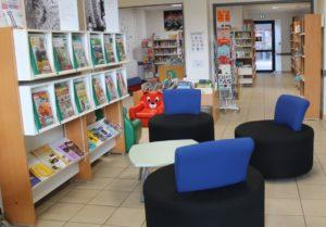 Déconfinement : Réouverture de la bibliothèque-ludothèque