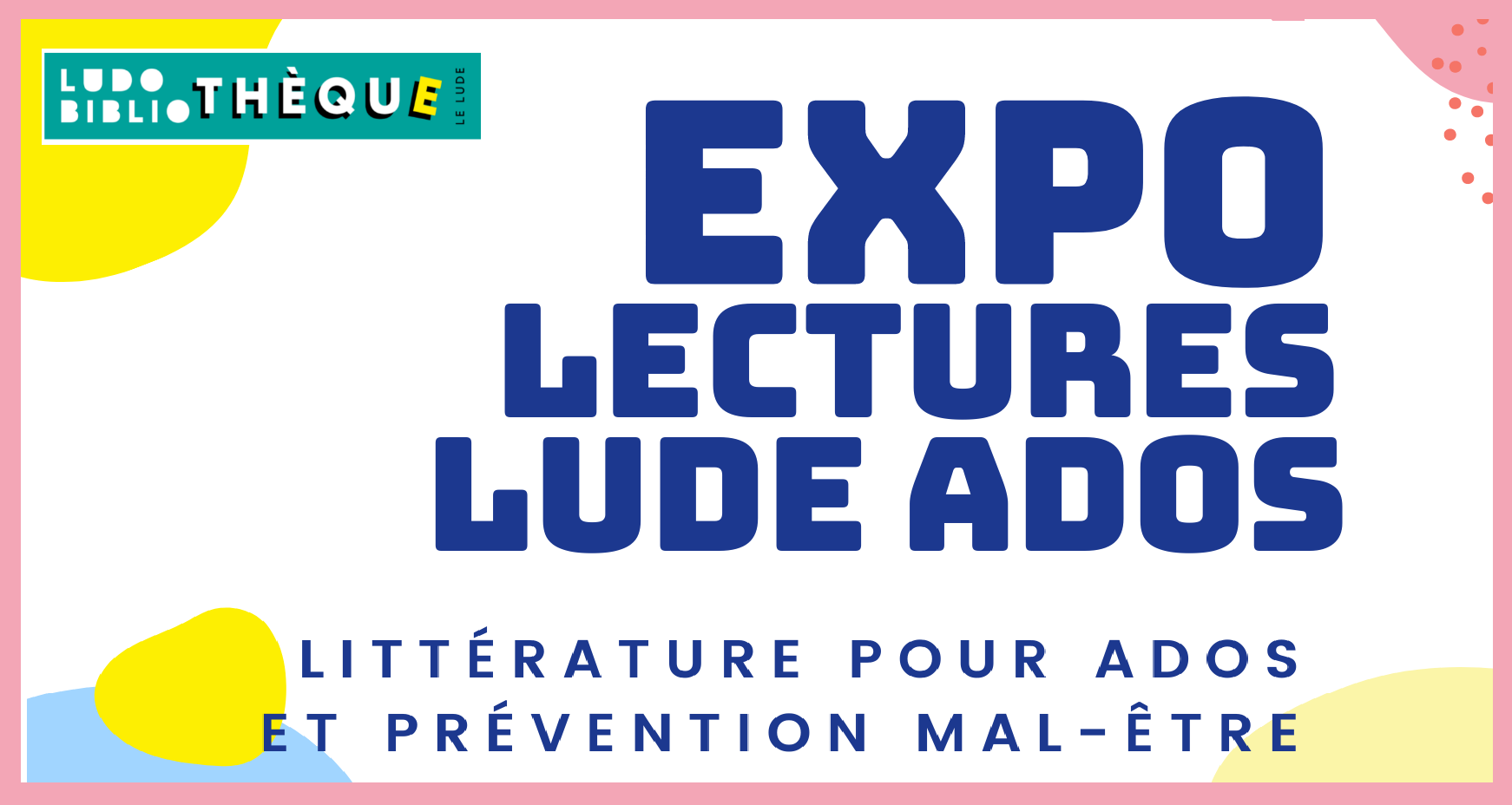 Expo lectures Lude ados