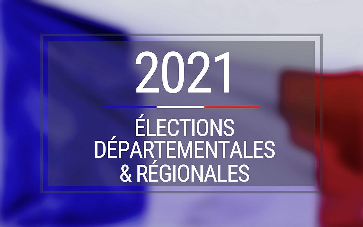 Elections Départementales et Régionales (1er tour)
