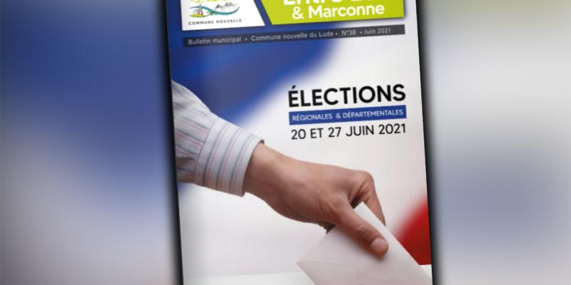 Votre bulletin municipal du mois de juin est disponible !