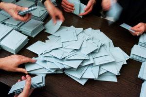 Vos mairies recherchent des scrutateurs pour le dépouillement des élections.