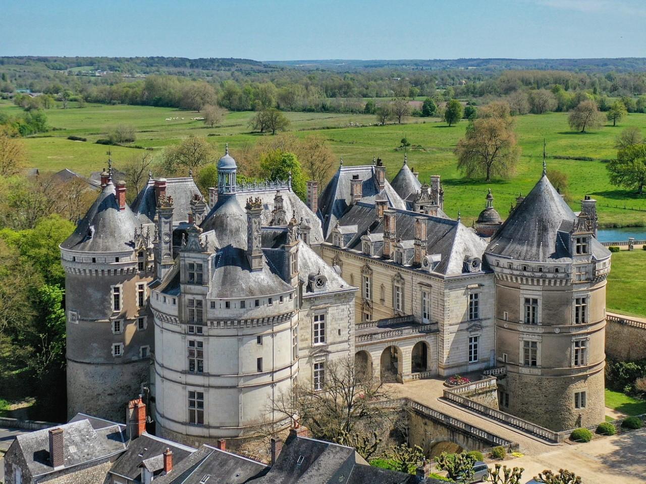 You are currently viewing Château du Lude | Journées du Patrimoine 2021