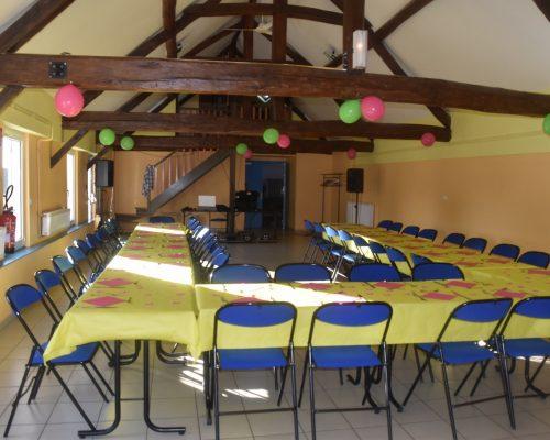Vaunaval (salle de réception et gîte de groupes)