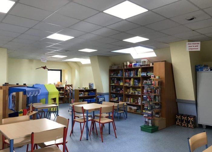 Bibliothèque Ludothèque